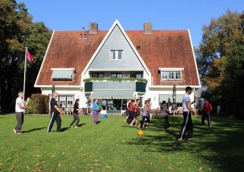 10-12 November: B-Mind Weekend bij De Barones