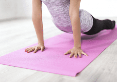 Yoga weekend bij De Barones: 8 t/m 10 juni