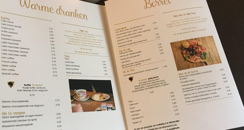 Kiezen van de menukaart moeilijk? Niet met deze 4 tips!