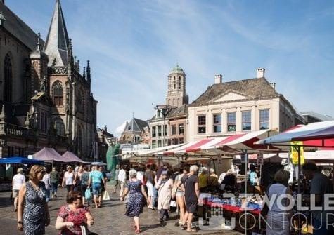 Blauwvingerdagen Zwolle: hotel nodig?